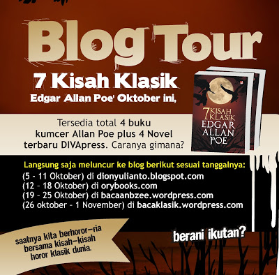 blog tour edgar allan poe